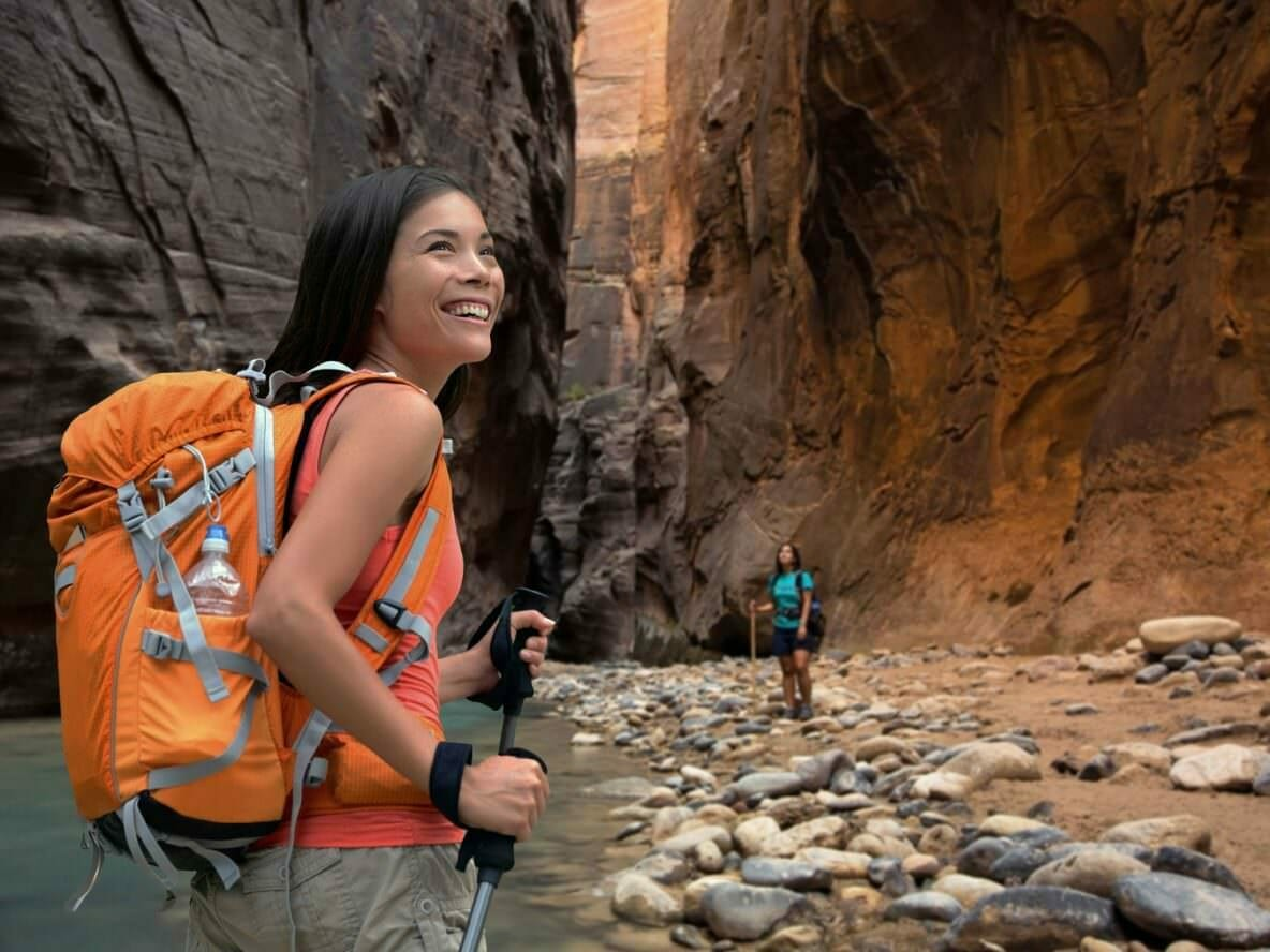 Hiking the Narrows is a Must Do in Zion
