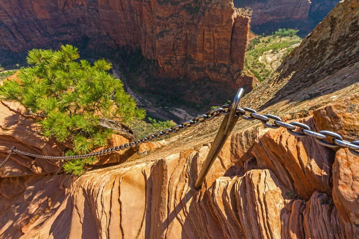 Celebrate National Park Week on Angels Landing