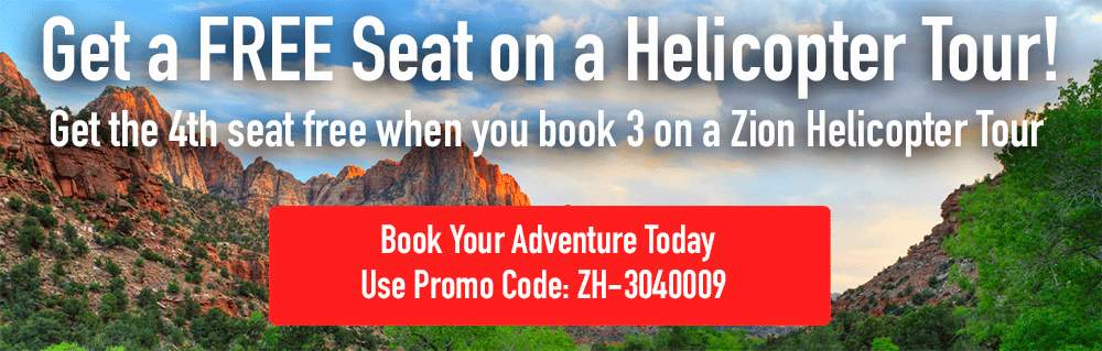 Zion Helicopter tours